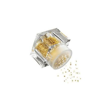 Shaker 100Mg de Ouro comestivel