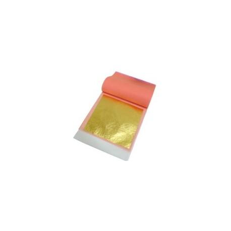 Folha de Ouro DECALCÁVEL 8x8 cm